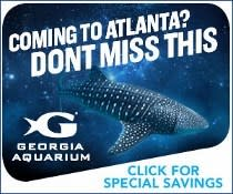 Discounted tickets to the Georgia Aquarium!!!