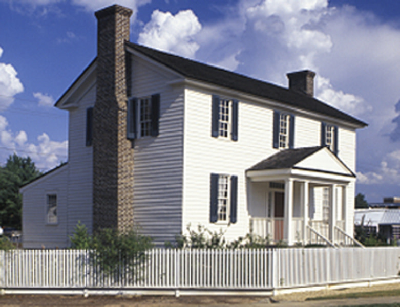 Cobb Landmarks and Historical Society Root House Museum