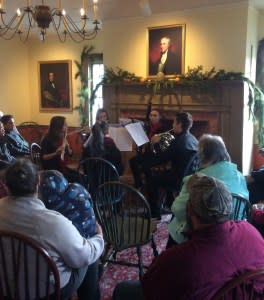 Historic Elmendorph Inn Hosts Dutch Christmas Open House
