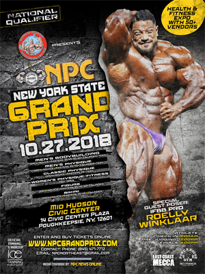 House of Nutrition NPC Grand Prix Body Building Competition @ Mid-Hudson Civic Center
