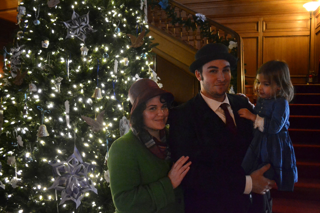 Holiday Whodunit at Staatsburgh State Historic Site