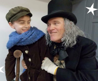 """A Christmas Carol"" by Theatre on the Road at Hudson"
