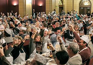 Annual The Beefsteak Dining Event at The CIA