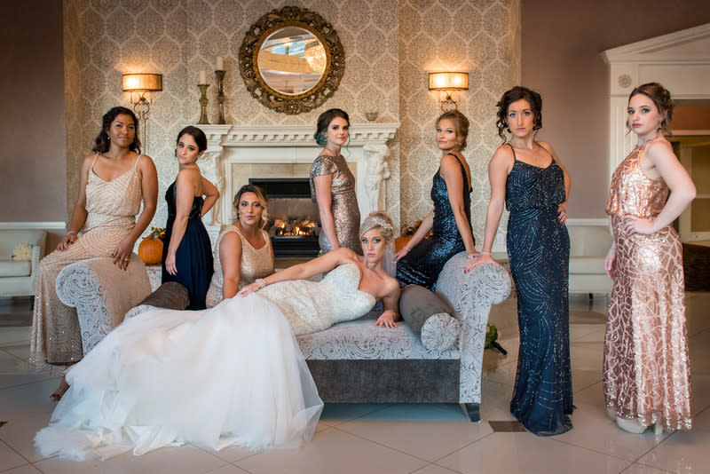 Bridal Show at The Villa Borghese in Wappingers Falls!