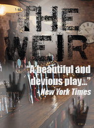 """County Players Presents CP2 Readers Theatre """"The Weir"""""""