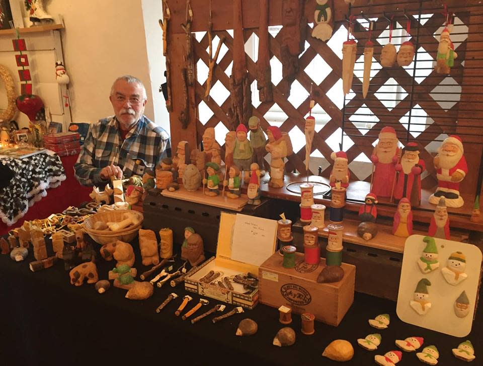 Holiday Craft Fair Hosted by Clinton Historical Society