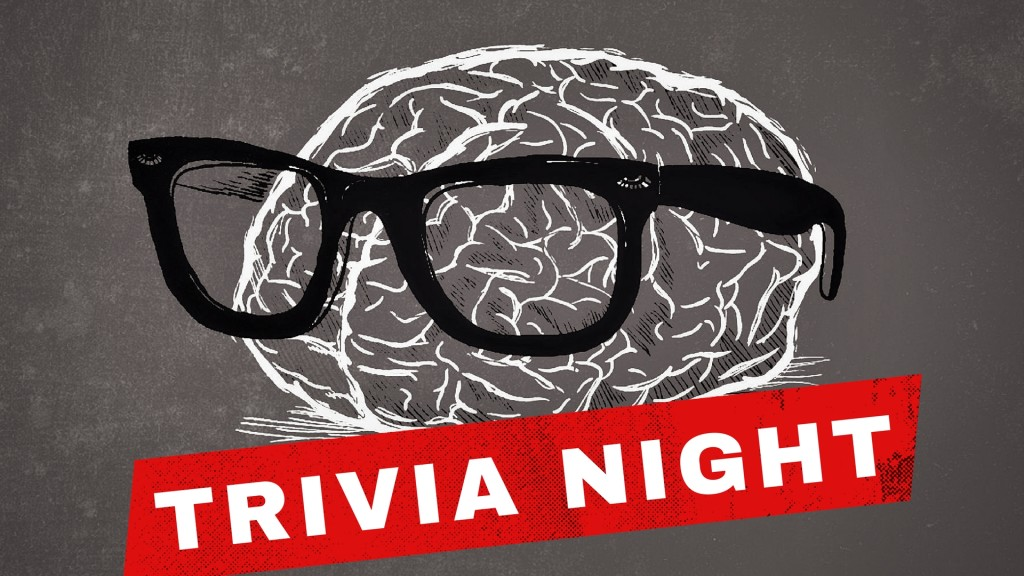 Friday Night Trivia at Cousins Ale Works
