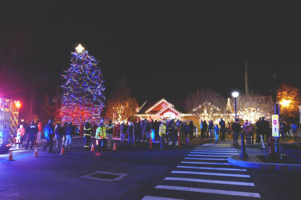 Pawling Decemberfest Tree Lighting