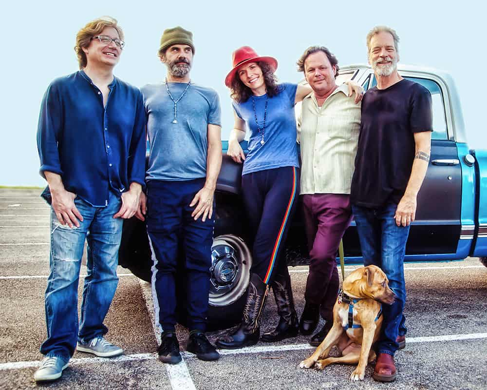 Edie Brickell and New Bohemians at The Bardavon in Poughkeepsie - NOW CANCELLED