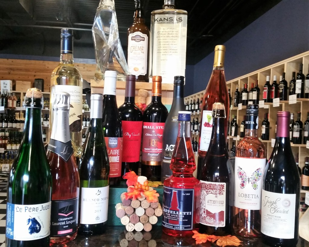 Grand Fall Wine Tasting at Boutique Wines & Spirits