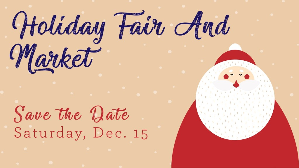 Holiday Fair and Market at Fishkill Farms