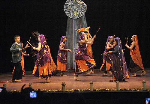 """Kaatsbaan Dance Center Special Event """"Into The Light"""" - Two Shows!"""