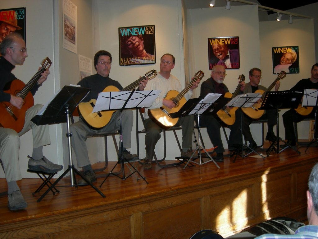 The Mid-Hudson Classical Guitar Society Hosts Emering Artist Concert