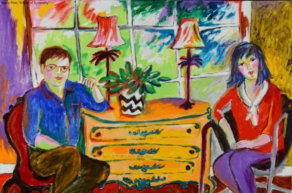 Artist Talk at The Barrett Art Center