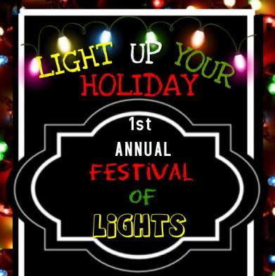 1st Annual Festival of Lights at Union Vale Parks