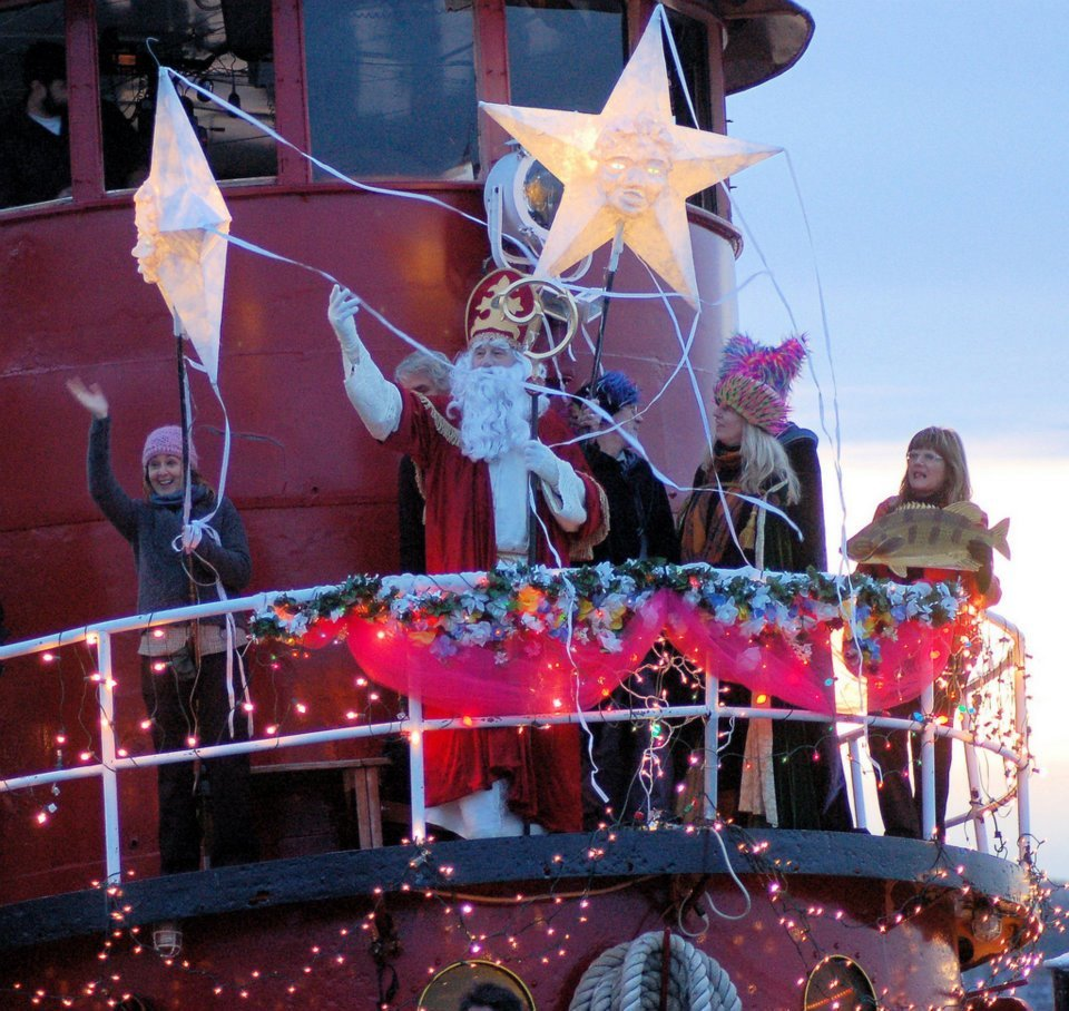 Sinterklaas - An Old Dutch Tradition ~ Rhinebeck Festivities