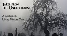 Tales From The Underground - A Costumed Living History Tour at Rhinebeck Cemetary