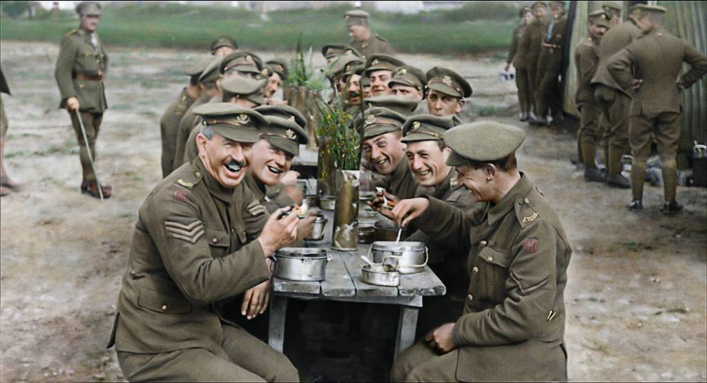 """""""They Shall Not Grow Old"""" at The Moviehouse in Millerton"""