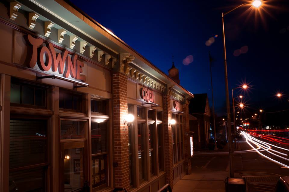 Towne Crier Cafe Open Mic Night