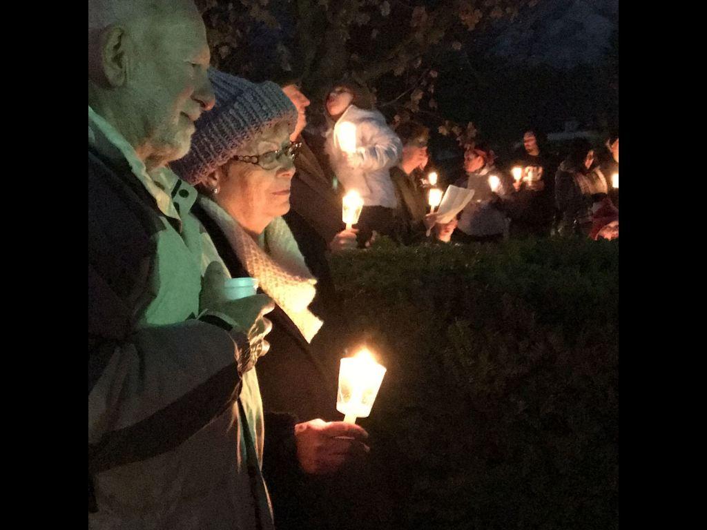 Christmas Tree Lighting Ceremony: Hyde Park