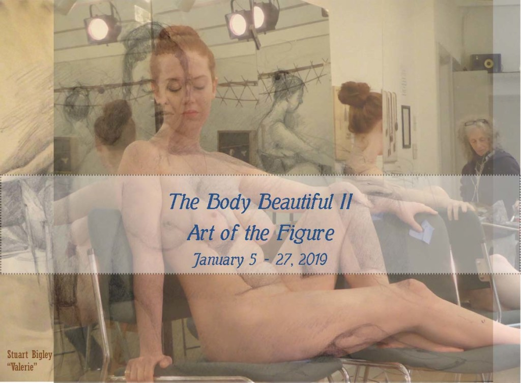 The Body Beautiful II: Art of the Figure Opening Reception at the Barrett Art Center