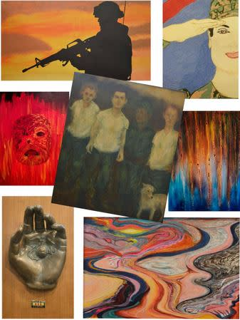 Annual Veteran Arts Showcase at the FDR Presidential Library/Wallace Center