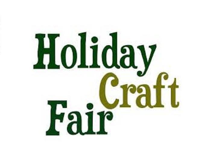 Holiday Craft Fair and Cookie Sale at St. James