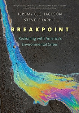 "Cary Institute in Millbrook Presents ""Breakpoint: Reckoning with America's Environmental Crises"""