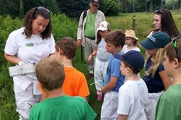 "Cary Institute in Millbrook Presents ""The Ecology of Lyme Disease Outdoor Program """