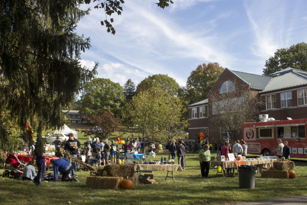 Oaktoberfest at Oakwood Friends School in Poughkeepsie