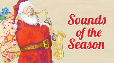 Northern Dutchess Symphony Orchestra 2018-2019 Season: Sounds of the Season with Special Guests Hudson Valley Saxophone Orchestra and Santa!