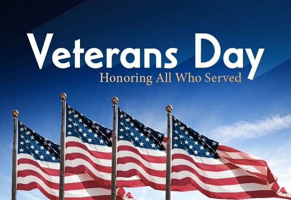 Dutchess County Local Veterans Day Event - East Fishkill