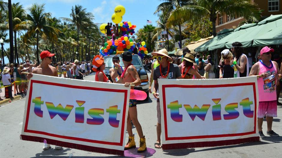 San francisco gay parade
