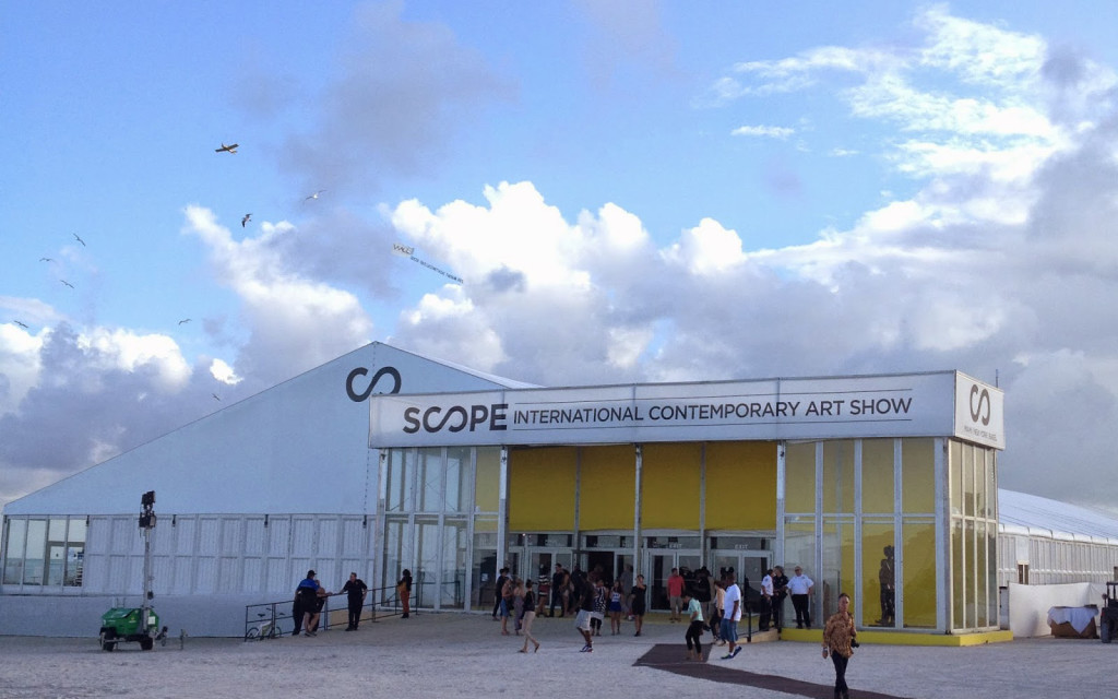 Scope Art Fair Miami Beach