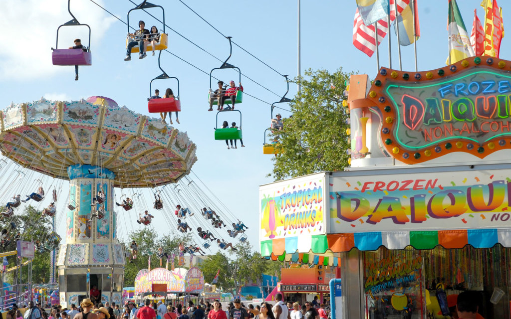 the youth fair - march 14 - april 7, 2019 - miami and the