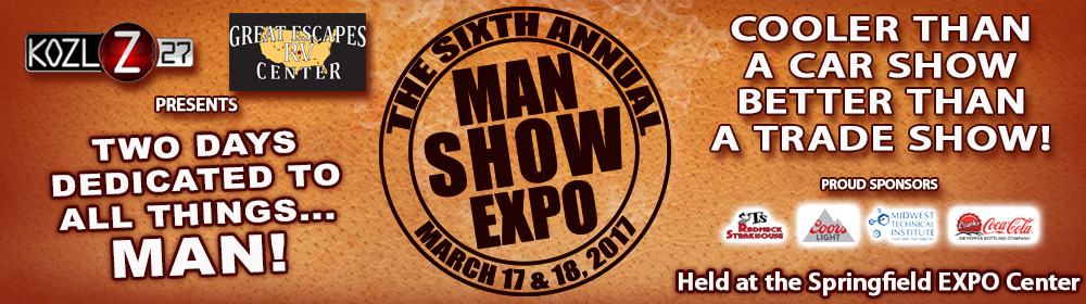 6th Annual Man Show Springfield Missouri Travel
