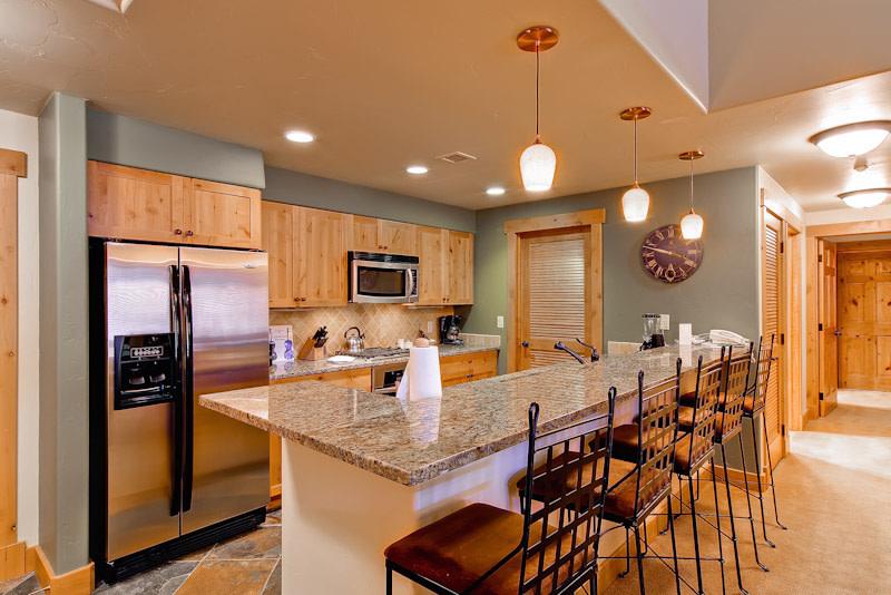 Aspen Lodge Kitchen