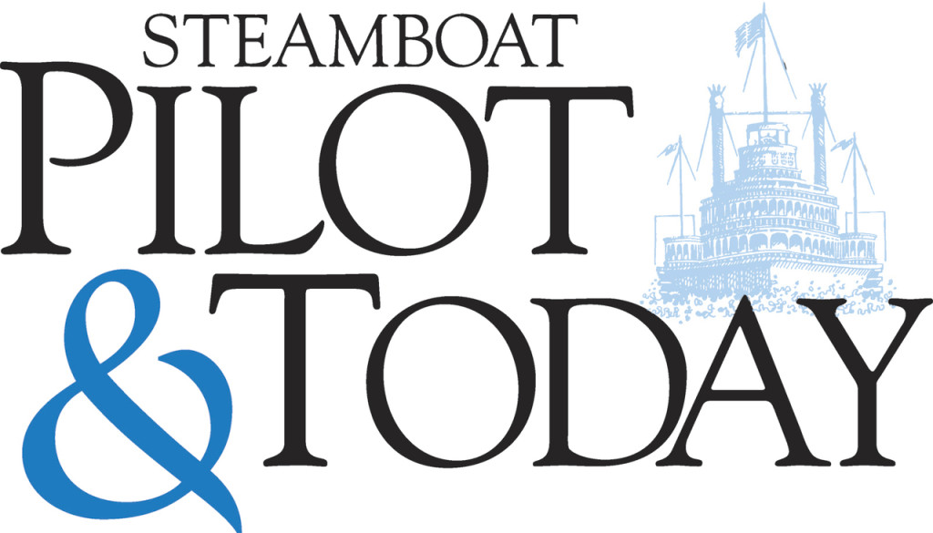 Image result for steamboat pilot newspaper