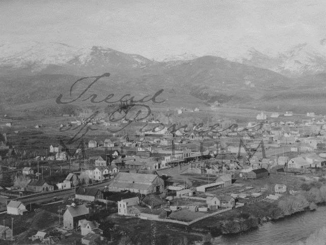 1908 Steamboat Springs, Colorado
