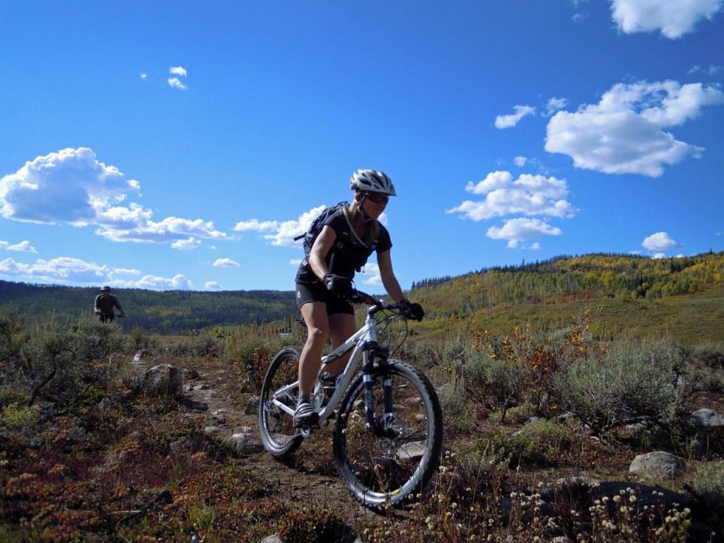 Vista Verde Mountain Biking