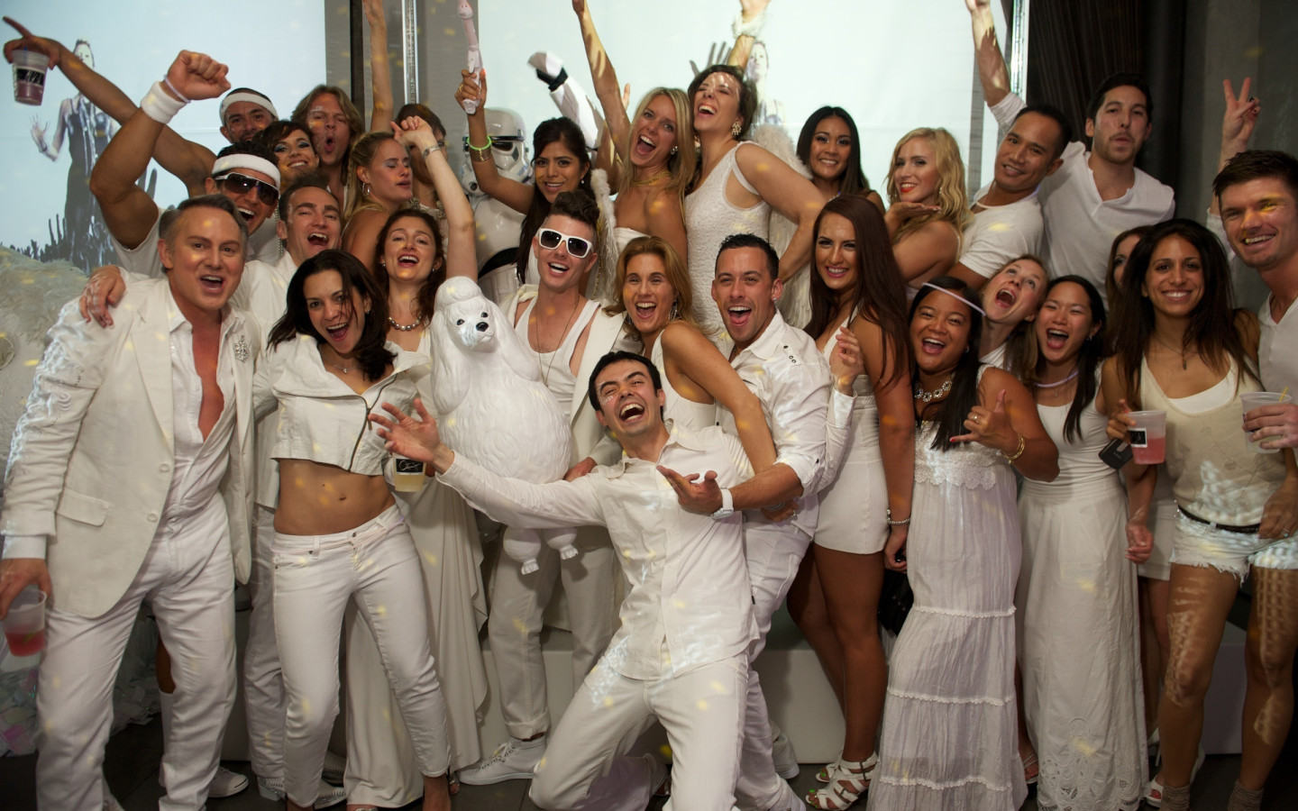 The White Party - This event has passed