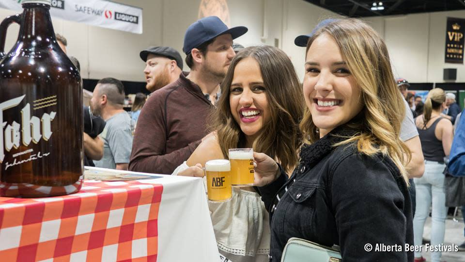 Calgary International Beerfest
