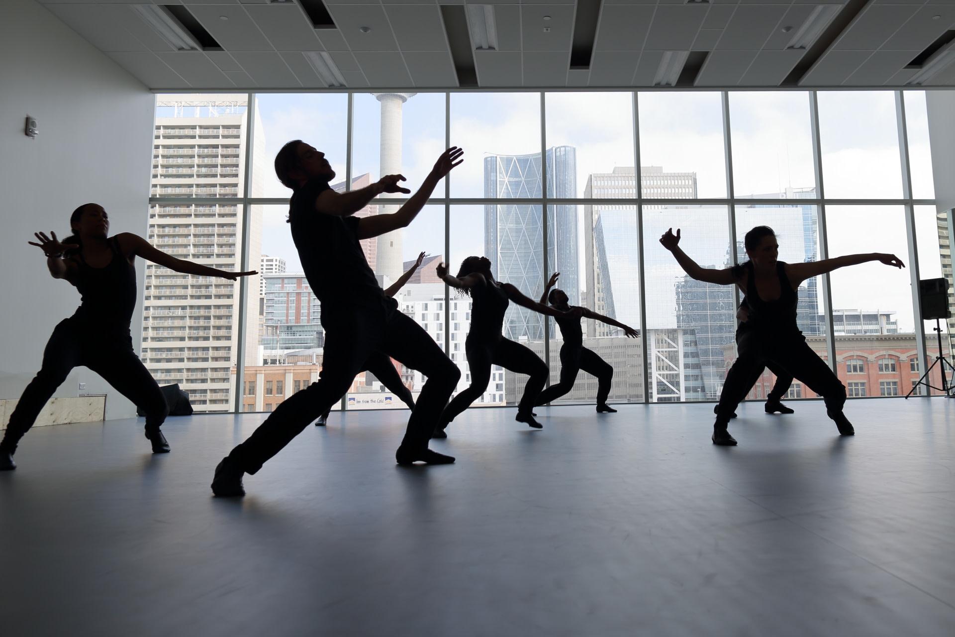 #DanceForth: suspending disbelief