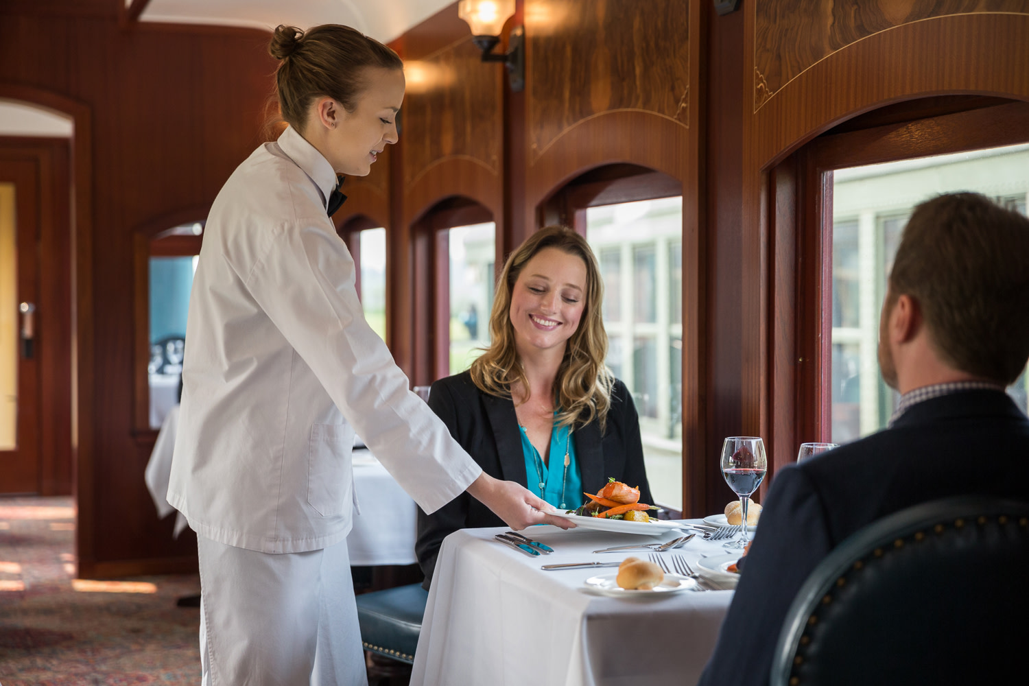 River Forth Dining Car Lunches