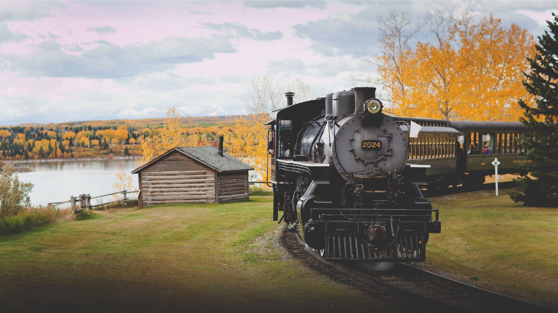 Railway Days at Heritage Park