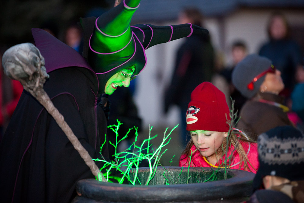 Image result for heritage park ghouls night out