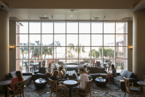 Perdido Beach Resort Lobby Lounge