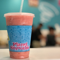 Planet Smoothie Orange Beach
