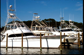 Saunders Yachtworks Gulf Shores