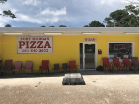Fort Morgan Pizza